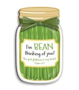 I've Bean Thinking of You Magnet