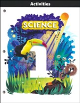 BJU Press Science 1 Student Activity Manual (4th Edition)