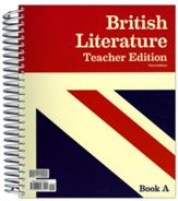 BJU Press British Literature  Teacher's Edition (3rd Edition)