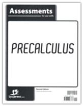 Precalculus Assessments (2nd  Edition)