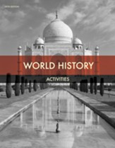 World History Student Activities  (5th Edition)