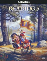 Reading 5 Student Activities 3rd  Edition