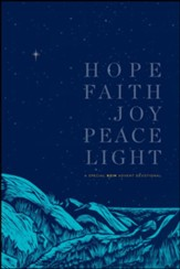 Hope, Faith, Joy, Peace, Light: An RZIM Advent Devotional