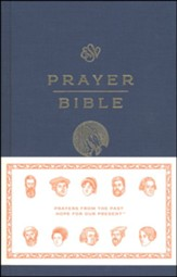 ESV Prayer Bible, hardcover