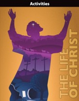 BJU Press Bible 8 Life of Christ  Student Activity Book