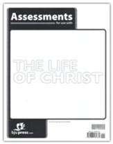 BJU Press Bible 8 Life of Christ Assessments