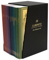 ESV Illuminated Scripture Journal:  19-Volume New Testament Boxed Set