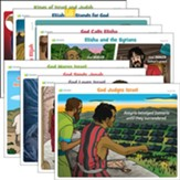 Answers Bible Curriculum Grades 2-5 Unit 10 Lesson  Theme Posters (2nd Edition)