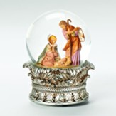 Joy To The World, Holy Family, Musical Dome