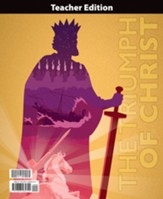Bible 9 Triumph of Christ Teacher's  Edition