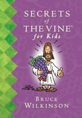 Secrets of the Vine For Kids Book - eBook