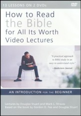 How to Read the Bible for All Its Worth Video Lectures