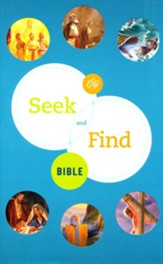 ESV Seek and Find Bible, hardcover