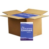 The Lausanne Covenant: Complete Text with Study Guide -case of 200