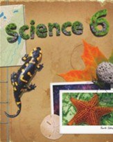 BJU Press Science Grade 6 Student  Text, 4th Edition (Copyright Update)