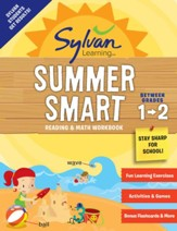 Sylvan Summer Smart Workbook, Between Grades 1 & 2