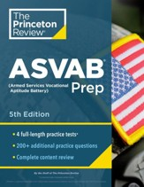 Princeton Review ASVAB Prep, 5th Edition