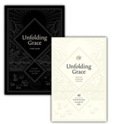 Unfolding Grace Book & Study Guide: 40 Guided Readings through the Bible