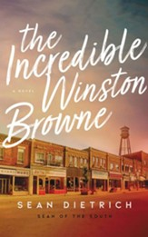 The Incredible Winston Browne Unabridged Audiobook on CD