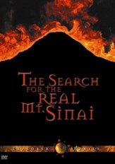 The Search for the Real Mt. Sinai [Streaming Video Rental]