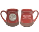 Fire Fighter Pottery Mug