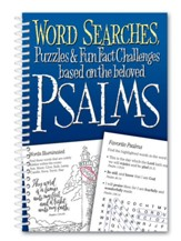 Word Searches, Puzzles & Fun Fact Challenges, Psalms
