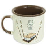 Life's S'more Fun with Family and Friends Mug