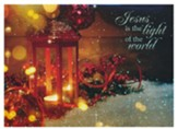 Light of the World Christmas Cards, Box of 12