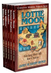 Christian Heroes Boxed set 16-20
