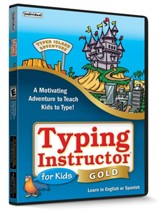 Typing Instructor for Kids CD-ROM  Gold (Windows Edition)