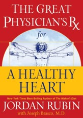 The Great Physician's Rx for a Healthy Heart - eBook