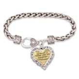 Love Between A Father and Daughter Bracelet