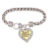 Love Between A Grandma and Granddaughter Bracelet
