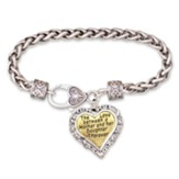 Love Between A Mother and Daughter Bracelet