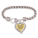 Love Between Sisters Is Forever Bracelet