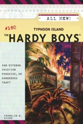 The Hardy Boys Files #180: Typhoon Island