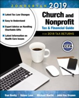Zondervan's 2019 Church and Nonprofit Tax & Financial Guide