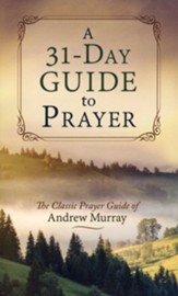 31-Day Guide to Prayer