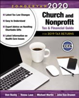 Zondervan's 2020 Church and Nonprofit Tax & Financial Guide