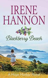 Blackberry Beach: A Hope Harbor Novel, Large Print