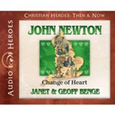 John Newton: Change of Heart audiobook on CD