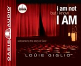 I am Not, But I Know I am - audiobook on CD