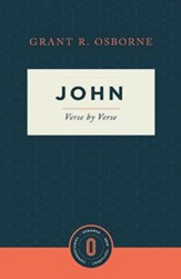 John Verse by Verse: Osborne New Testament Commentaries