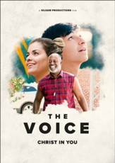 The Voice: Christ In You, DVD