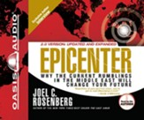 Epicenter    Audiobook on CD