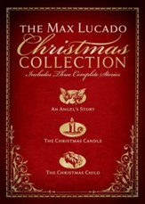 The Max Lucado Christmas Collection - eBook