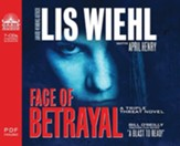Face of Betrayal Unabridged Audiobook on CD