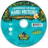 Mystery Island: Contemporary Student Hand Motions DVD