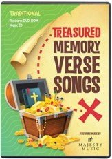 Mystery Island: Traditional Memory Verse Music Leader Set