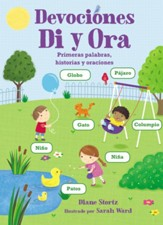 Devociones Di y Ora (Say & Pray Devotions)